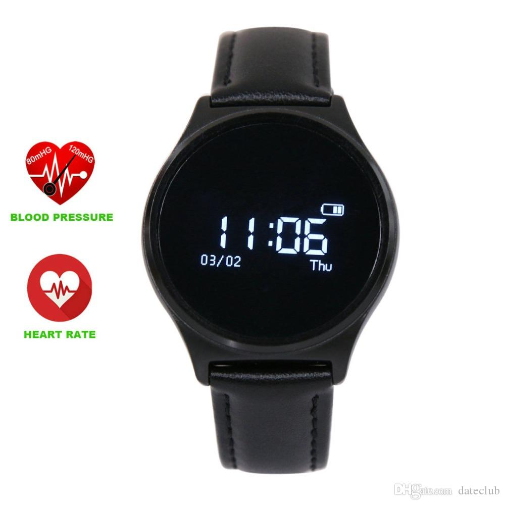 Smart Watch Blood Pressure Heart Rate Monitor Smart Bracelet M7 Fitness Tracker Sports Wristband Band BT Wristwatch for Android IOS