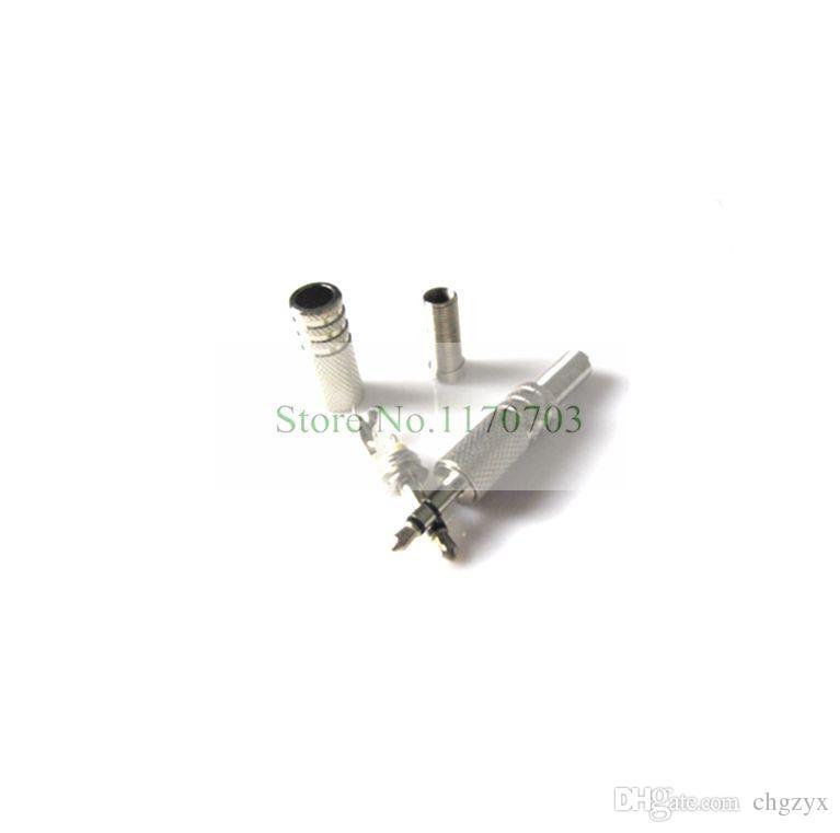 150 шт 3.5 мм полный металл стерео мужской аудио наушников сварки головок разъем