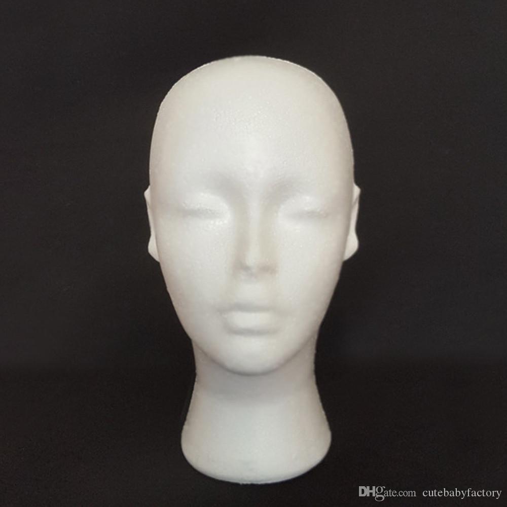 Foam Mannequin Wig Head