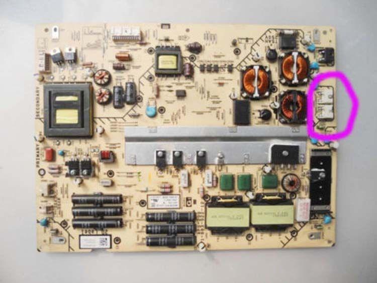 Original für Sony KDL-55EX720 Leistungsplatine APS-299 1-883-922-12