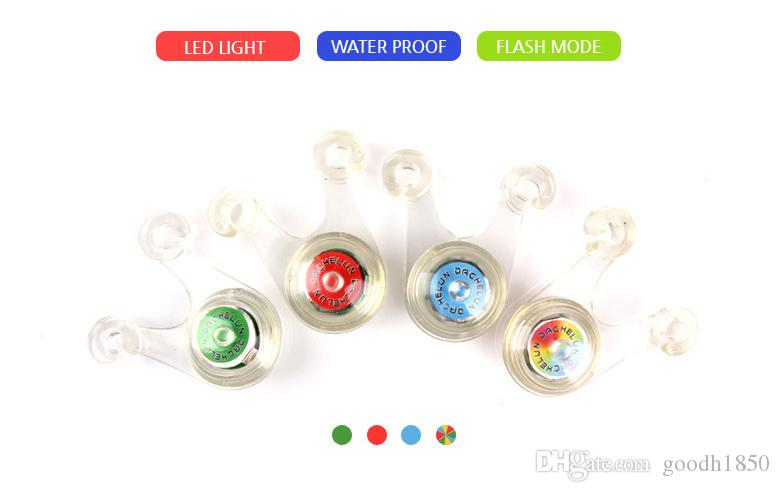Lighting electronic components,LED light,water proof,flash mode,four colours one size,nice well use at night and outdoor