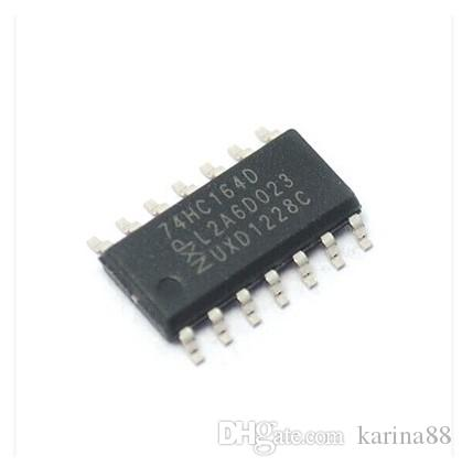 5 x SN74HC164 SOP14  8bit Serial In Parallel Out Shift Register 74HC164D