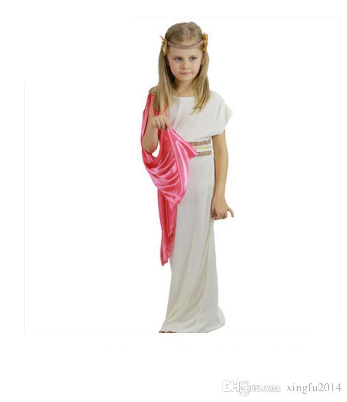 Großhandel Kostüme Für Kinder Indische Kleider Indische Mädchen ...