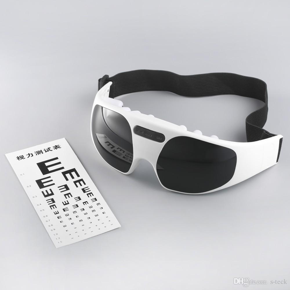 Dispositivo di massaggio oculare multifunzionale per la cura degli occhi MZC-018 Rilascio di vibrazioni per alleviare il massaggiatore ad affaticamento degli occhi
