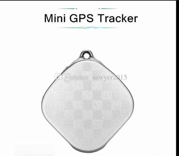 A9 Mini Micro GPS Trackers Locator For Kids Children Pets Cats Dogs Vehicle With Google Maps GSM GPRS WIFI Tracker with retail box