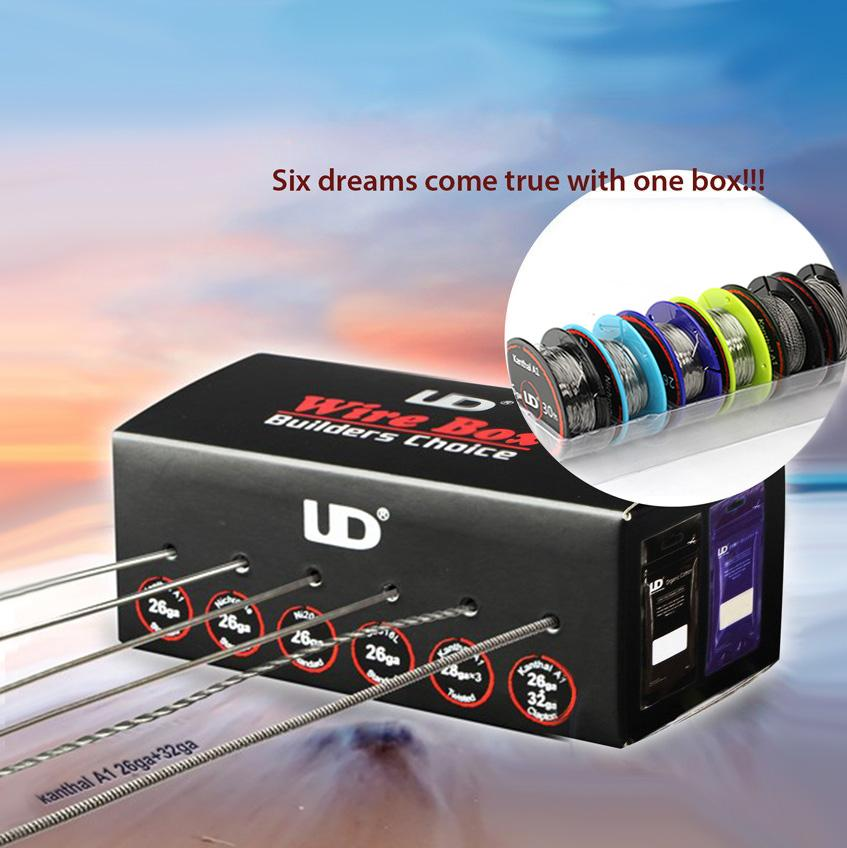 Wholesale-Original Youde UD Wire Box Electronic Cigarettes ...