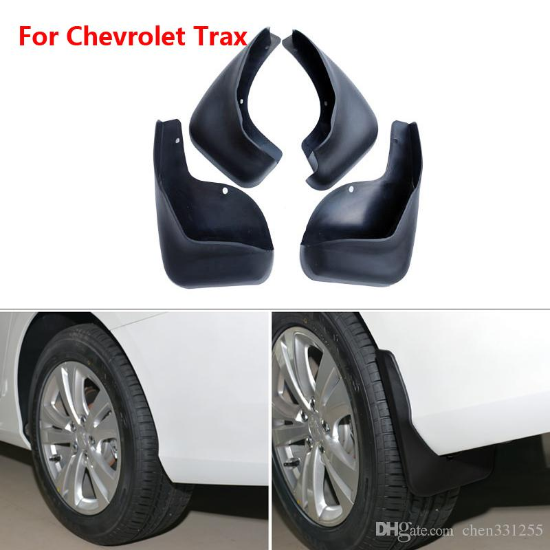 Splash Guard Car >> Brand New For Chevrolet Trax High Quality Abs Mud Flaps Splash Guards Car Fender Mudguard Bike Rack For Car Bike Racks For Cars From Chen331255