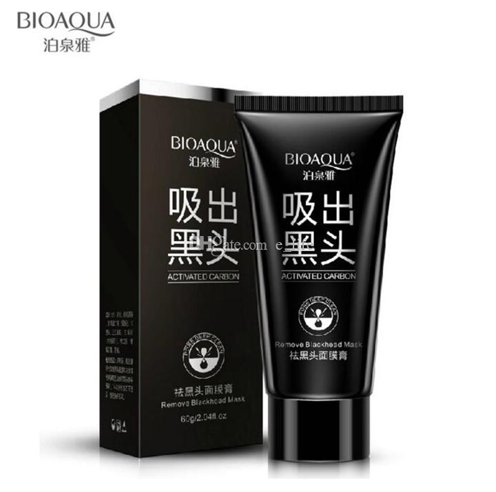 BIOAQUA blackhead black Face mask Black Mask Facial Mask Nose Blackhead Remover Peeling Peel Off Black Head Acne Treatments 500pcs DHL FREE