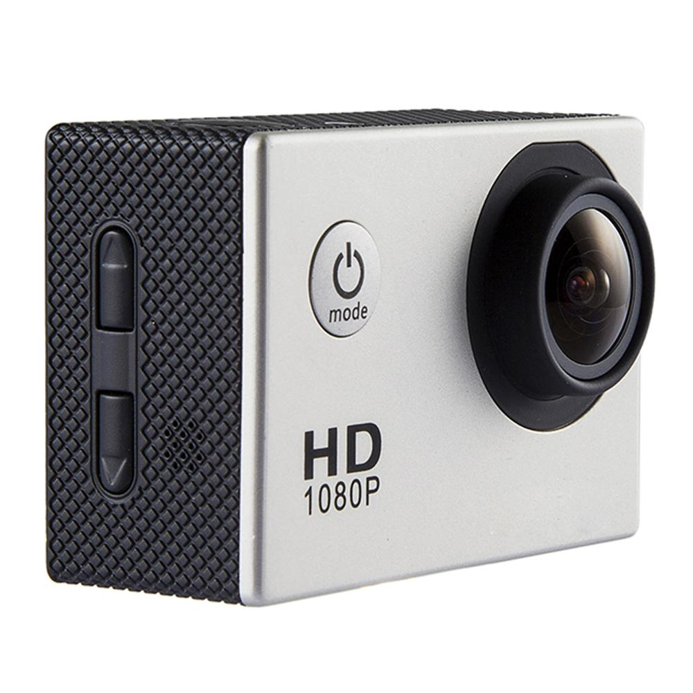 new cheapest SJ4000 1080P Full HD Action Camera Sport Camcorder DV DVR Silver with free DHL shipping