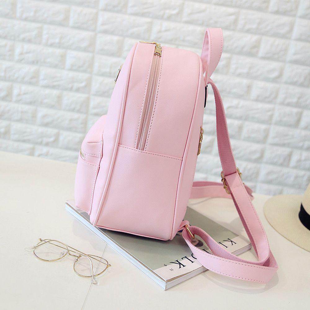 bc0ccb6fcb8 Wholesale Toposhine Fashion Women Backpack For Girls 2016 Backpacks Black  Backpacks Female Fashion Girls Bags Ladies Black Backpack 1538 Black  Leather ...