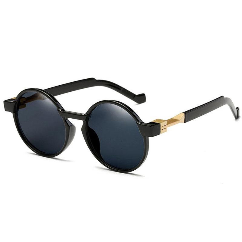 Occhiali da sole per uomo Donna Moda Occhiali da sole Donna Retro Occhiali da sole Uomo Occhiali da sole rotondi Occhiali da sole designer di tendenza Specchio 2C7J25