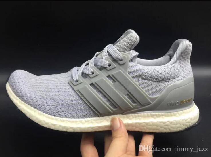 adidas Ultra Boost 4.0 Core Black Triple White Sneaker Bar