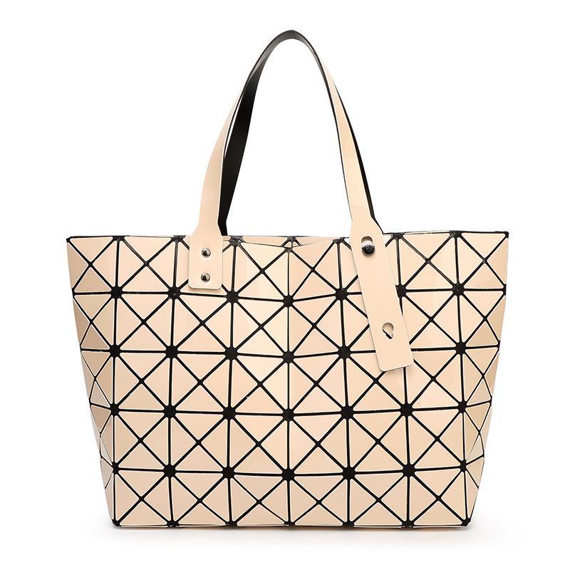 Wholesale Hot Sale With Logo Baobao Bag Folding Handbag Fashion Handbags  Bao Bao Bag Fashion Casual Tote Fashion Women Tote Japan Quality Cheap  Designer ... 89129b277f2ab