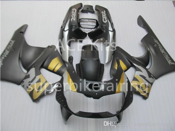 3 Kostenlose Geschenke für Honda CBR900RR 96 97 CBR 900RR 893 1996 1997 Graue gelbe Verkleidungen AS4