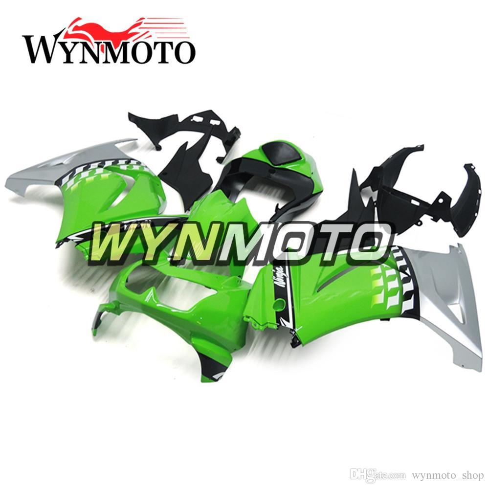 Motorcycle ABS Injection Fairing Kit Bodywork For Kawasaki Ninja 250R 2008-2012