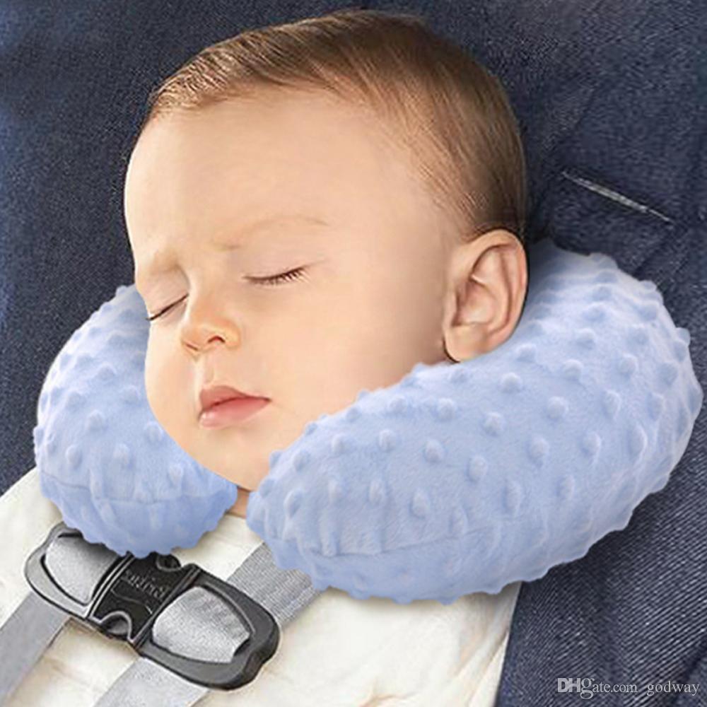 여행에 대 한 풍선 U 모양 베개 풍선 베개 여행 액세서리 아기 키즈 베개에 대 한 수면