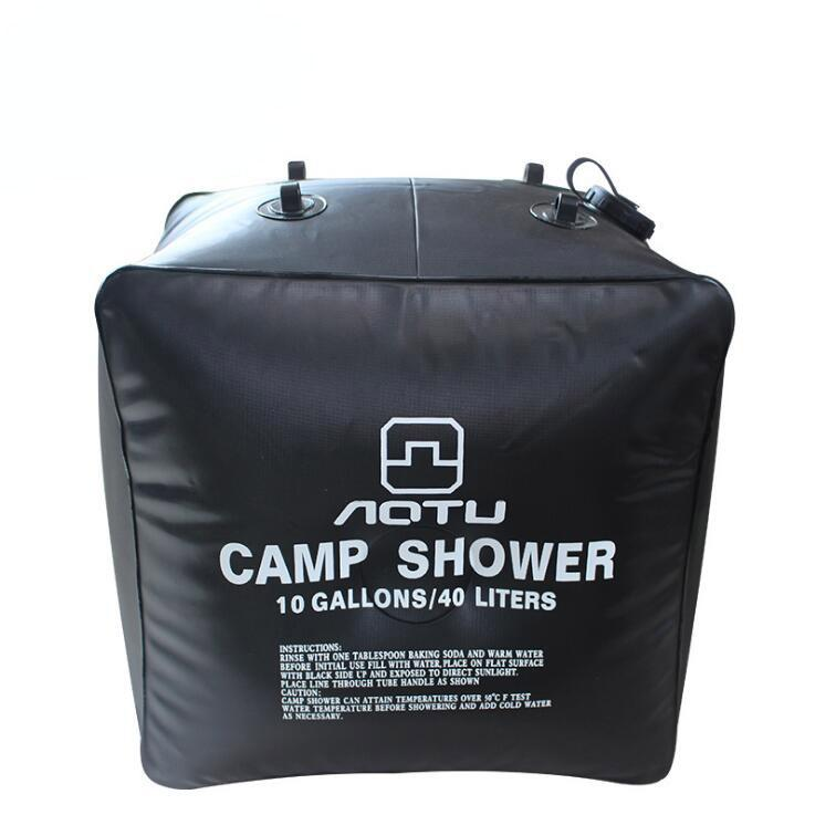 Shower Bag new outdoor camping shower bags climbing hiking backpack 40l