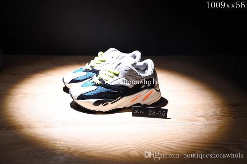 Kids Wave Runner 700 Running Shoes Wave