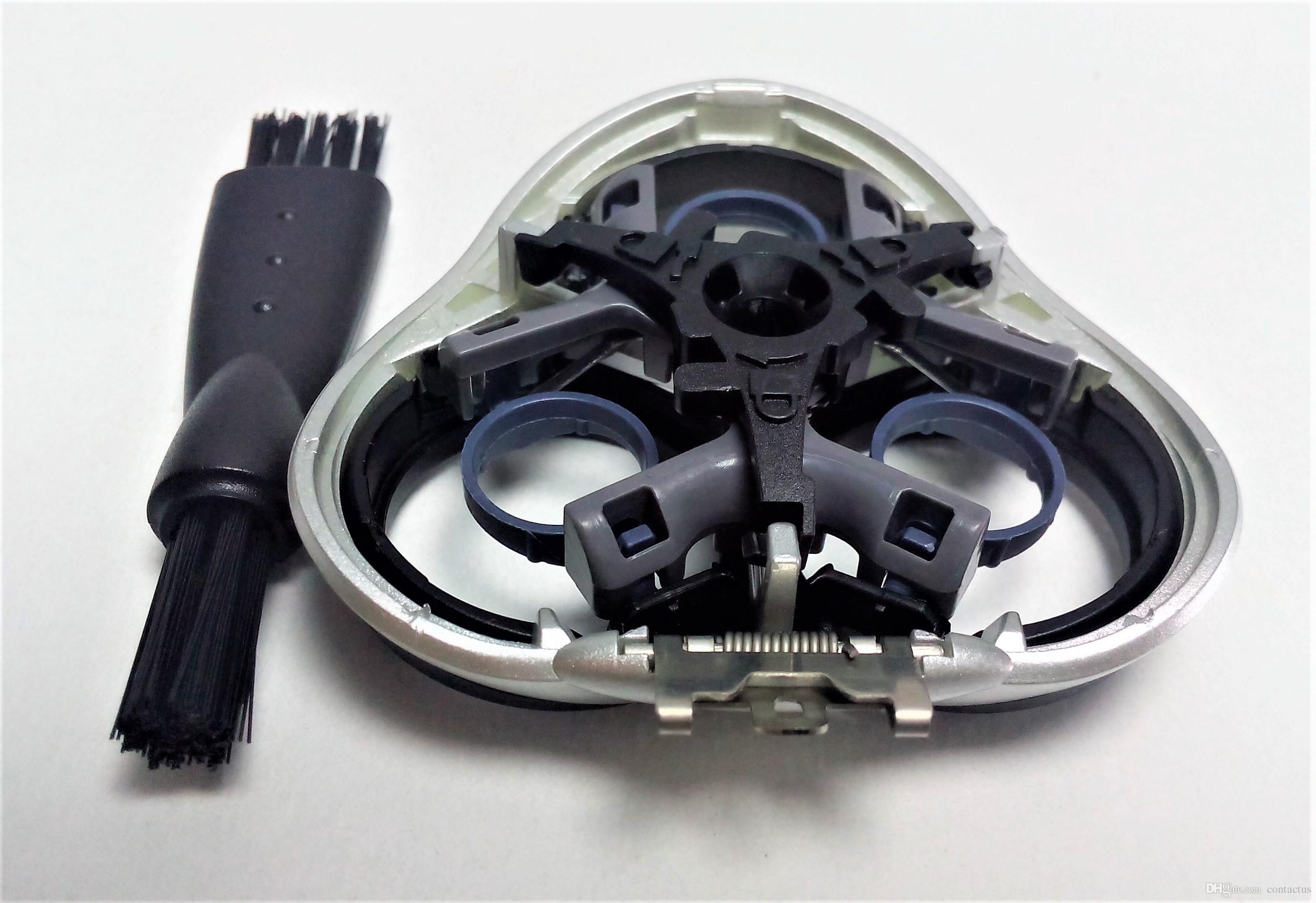 Бритвенная головка держатель лезвия пластины для Philips Norelco HQ8150 HQ8151XL 8160 HQ8100 HQ8140 8100 серии бритвы резак рамка частей новый
