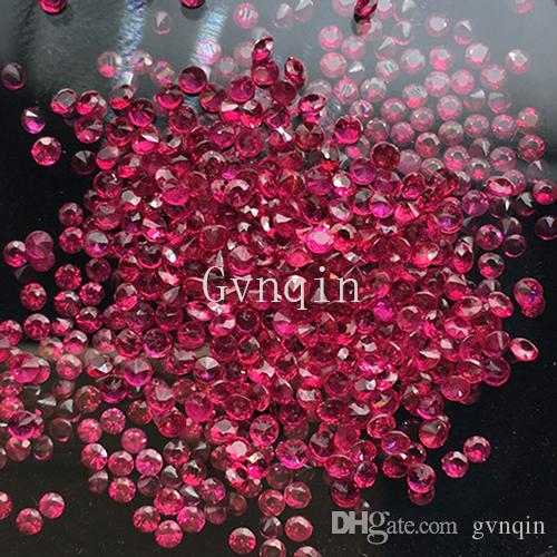 2019 Burma Natural Blood Red Ruby 1ct Round Cut Loose Gemstones Wholesale  Price From Gvnqin, &Price