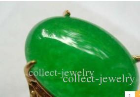 Vacker grön jadering 7.8.9