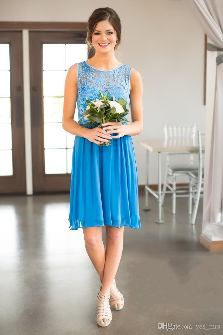 Cheap 2017 new country style bridesmaid dresses short cheap 2017 new country style bridesmaid dresses short cheap western wedding guest wear lace chiffon lace coral ombrellifo Image collections