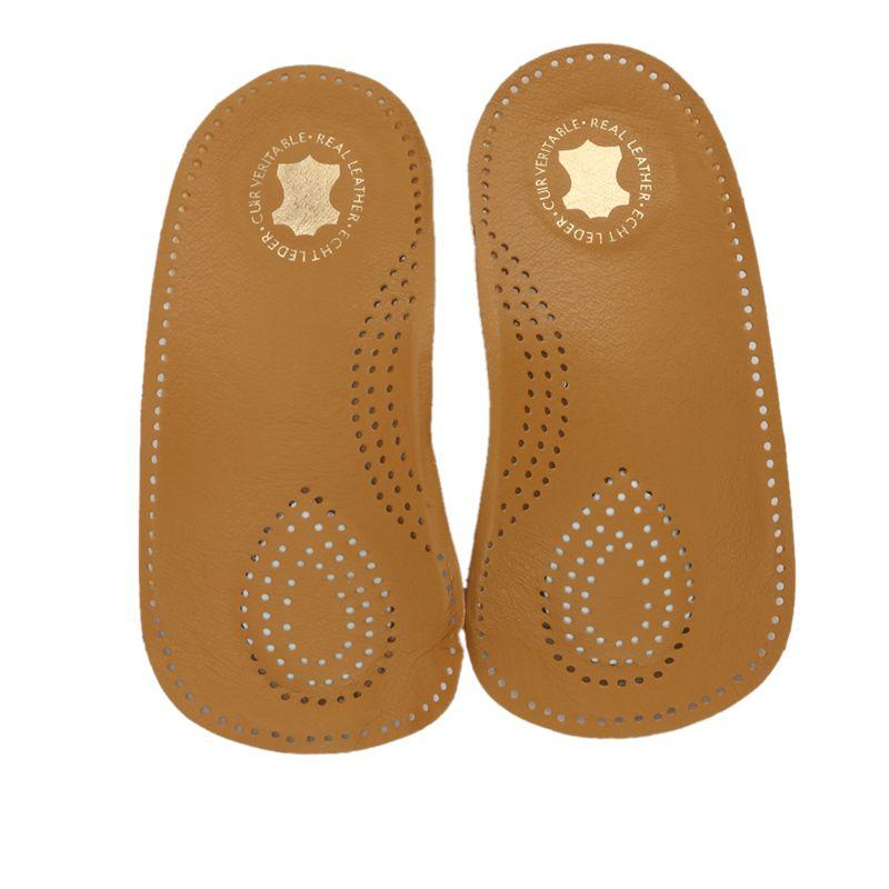 2017 Shoes Arch Support Cushion Half Insole Feet Care Insert Orthopedic Insole for Flat Foot Health Sole Pad