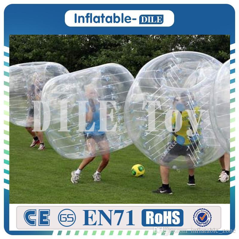 Бесплатная Доставка Диаметр 1.5 м ПВХ Пузырь Футбол Футбольный Мяч Для Детей Зорб Мяч Надувные Человека Мяч Хомяка