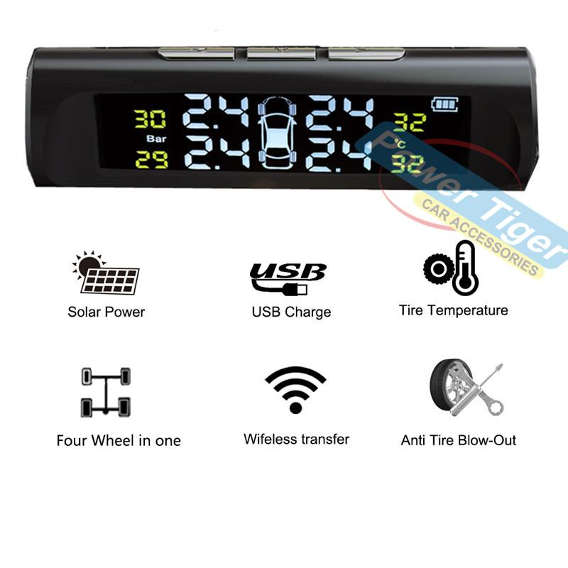 2017-New-Solar-Power-TPMS-Wireless-Tire-Pressure-Monitoring-System-With-LCD-color-display (1)_