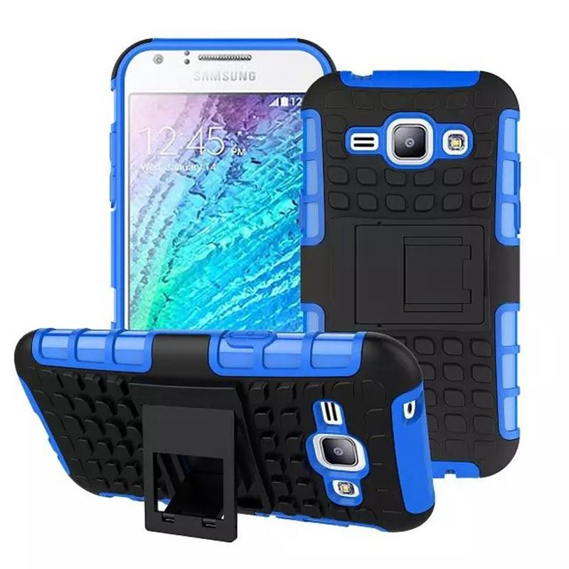 Rugged Hybrid Duty Armor For Samsung Galaxy S6 S6 edge Phones Case Shock Proof Back Cover