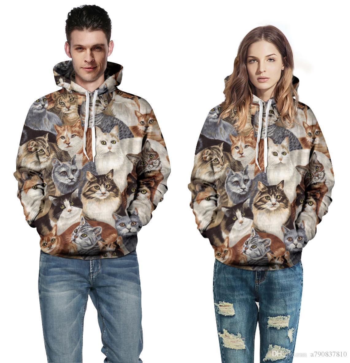 Baseball hoodies-sweatshirt hommes femme 2017 nouveau design causal de mode hoodies Survêtements Pull S-3XL hoddies avec chapeau Magasins d'usine