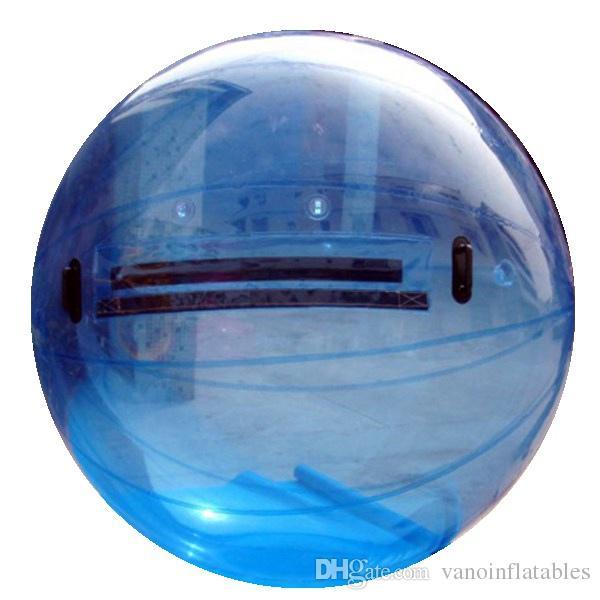 Frete Grátis Durável PVC Humano Hamster Bola Bolas de Água Infláveis Zorb Gigante Baratos 1.5 m 2 m 2.5 m 3 m