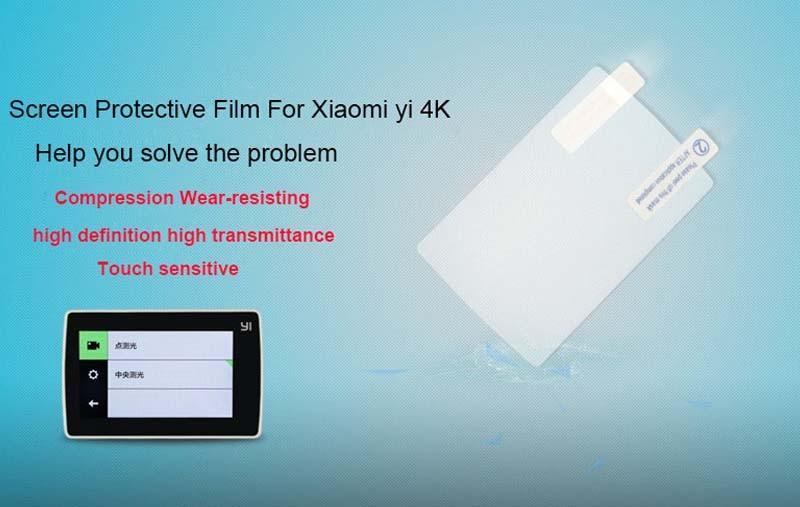 E1116-Screen Protective Film For Xiaomi yi 2 4K-10