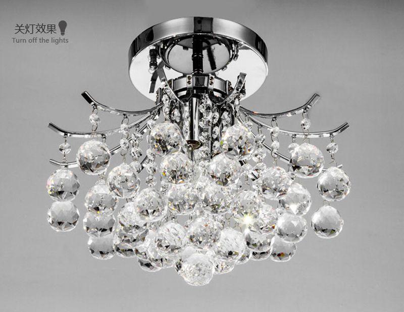 K9 Crystal Chandelier Pendant Lamp Ceiling Light Fixture 3 Lights – Crystal Chandelier Lights