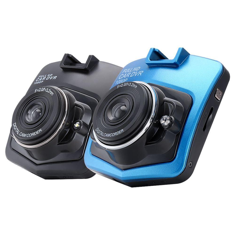 Más nuevo Mini Cámara DVR para el coche Cámara de video GT300 1080 P Registrador de video Full HD Registrador de estacionamiento G-sensor Dash Cam CAR Styling