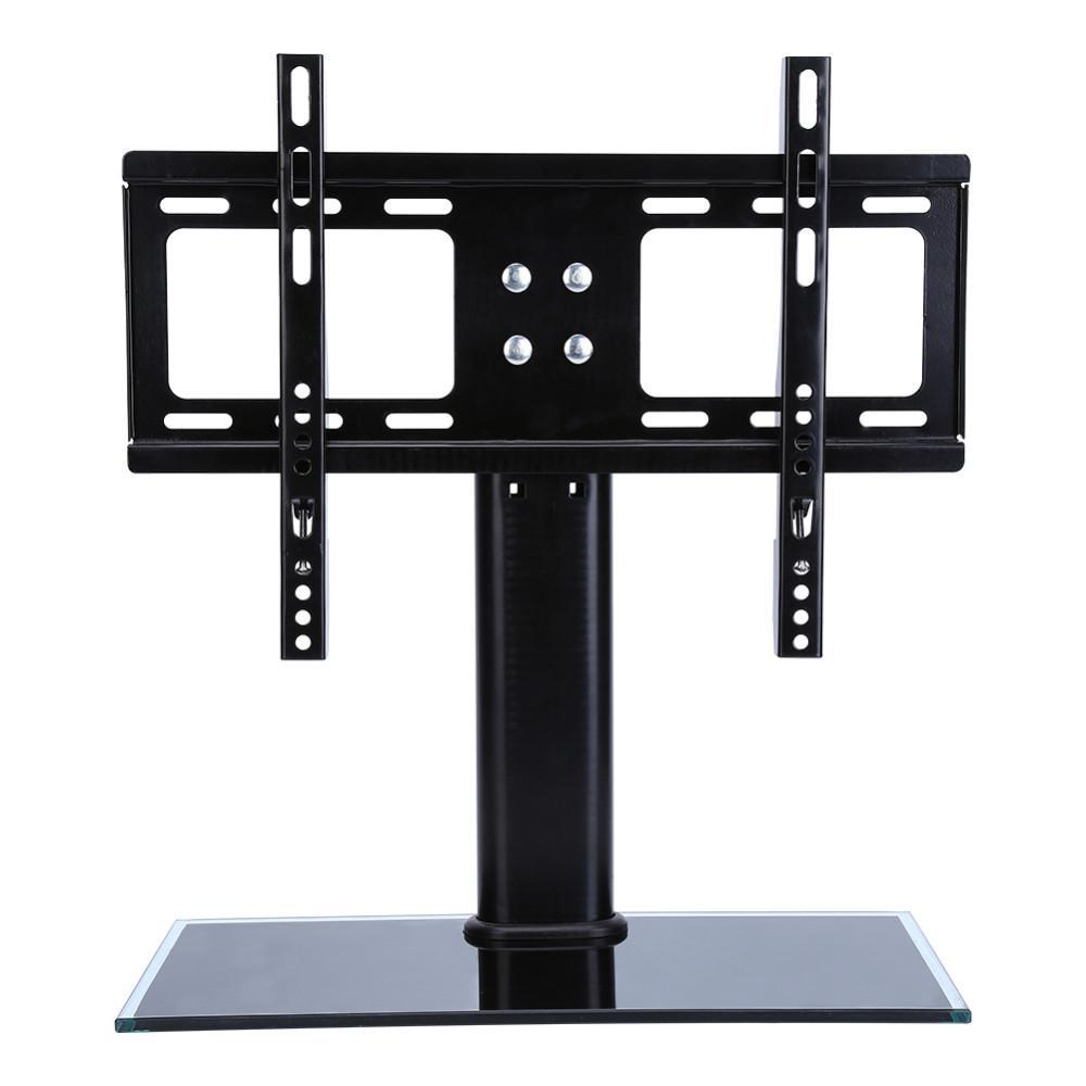 Flat Screen Bracket 26 32 Inch Led Lcd Tv Stand Mount Bracket Glass Base Best Home Cinema Home Theatre Installation From Speedin 43 21 Dhgate Com