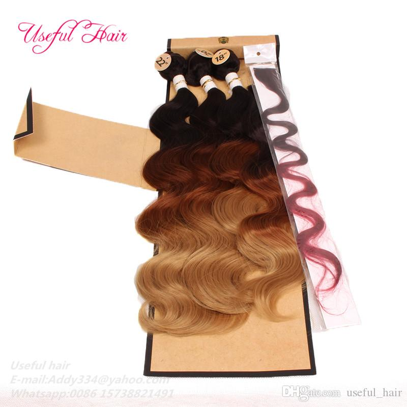 EYELASH GIFT CHRISTMAS GIFT 4 bundles with closure sew in hair weave MARLEY Body wave hair weaves machine double HAIR weftS weaves closure
