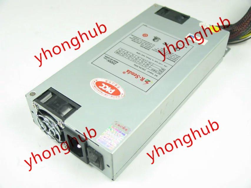 Spedizione gratuita per R-Senda SD-3200U Server 200W 1U 115-230V 50 / 60Hz 6-3A 200W