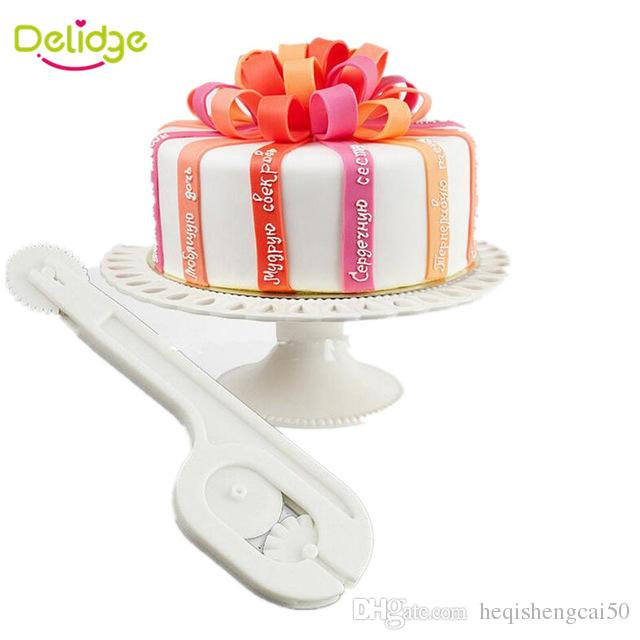 20pc 3 Wheel Fondant Cake Roller Modelling Embosser Cutter PlasticCake Decorating Knife Fondant Cutter Sugar Craft Mold Cutter