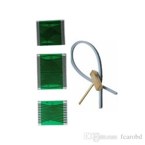 Fcarobd 1 set per mercedes display lcd dissolvenza pixel fix tool W210 W202 W208 cavo flat saldatore tip strip gomma DHgate Store: 19732402