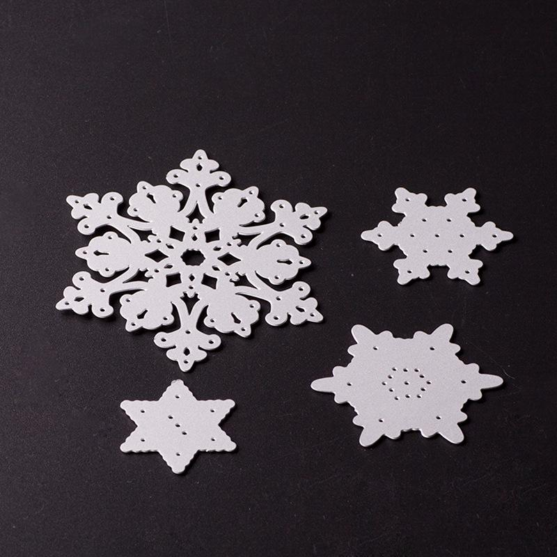 2017 Snowflakes Scrapbook Steel Die Cutter Diy Metal Cutting Dies For Album  Card Tool Cutting Template Dc 55 From Mzmodernlife, $3 41 | Dhgate Com