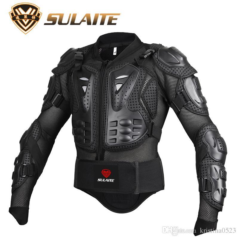 Giacca da motociclista professionale di alta qualità Body Protector Motocross Racing Full Body Armor Spine Chest Protective Jacket Gear