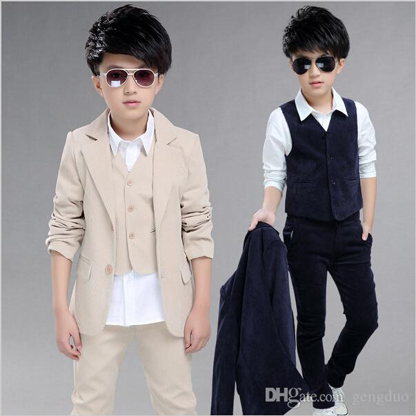9060748a3 2019 Boys Suits For Weddings Kids Prom Suits Wedding Clothes For ...