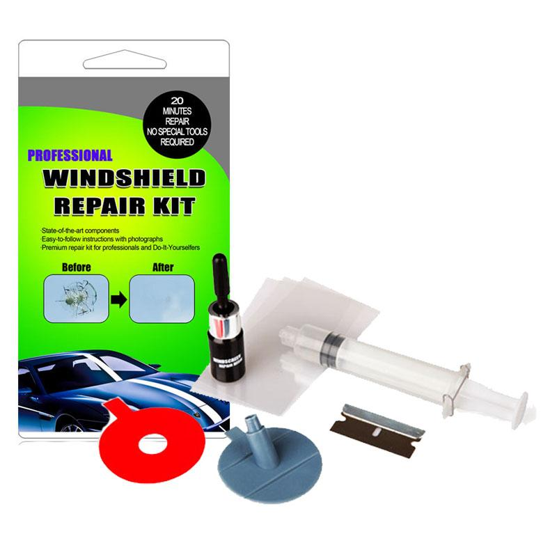 Windshield Repair Kit >> 2019 Windshield Repair Kit Auto Car Glass Windscreen For Chip Crack Bullseye Protective Decorative Stickers Diy Repair Kits Set Tools From
