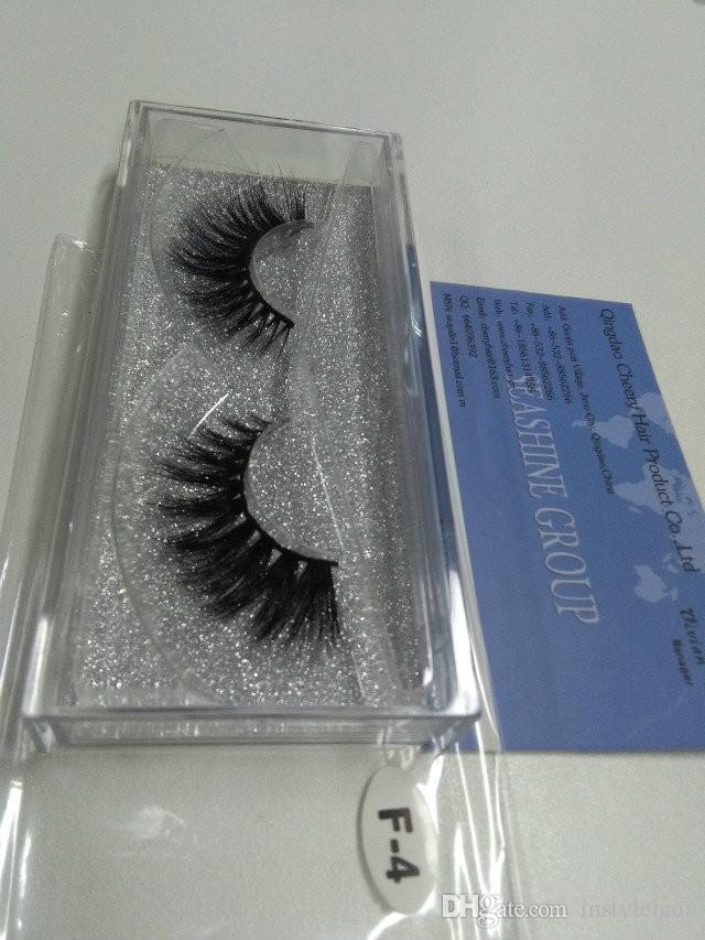 Luxury Top Quality 3d Mink lashes 100% Thick false eyelashes natural for Beauty Makeup Extension fake Eyelashes false lashes