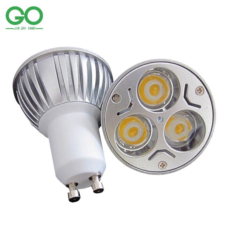 4x 3W LED GU10 Red Coloured Reflector Spotlight Decorative Bulb Lamp