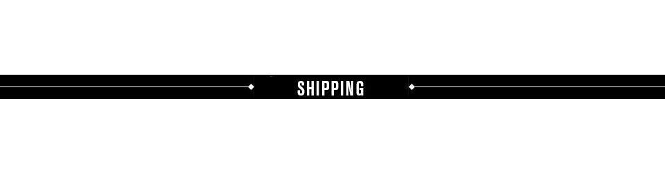romacci shipping