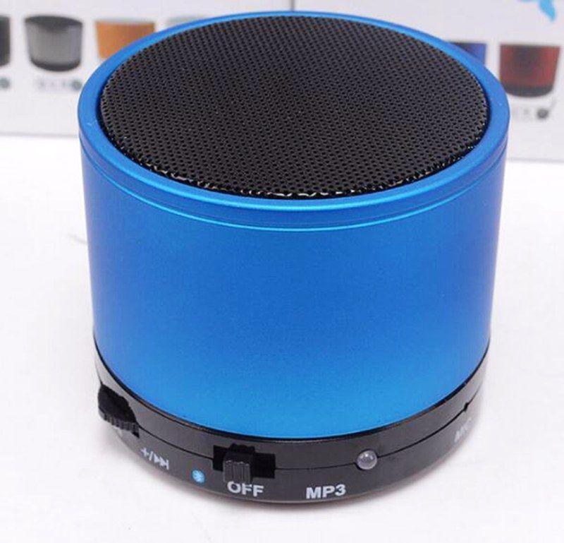 스피커 서브 우퍼 무선 우퍼 스피커 휴대용 블루투스 미니 스피커 사운드 박스 S10 무선 블루투스 TF 카드 FM 라디오 전자