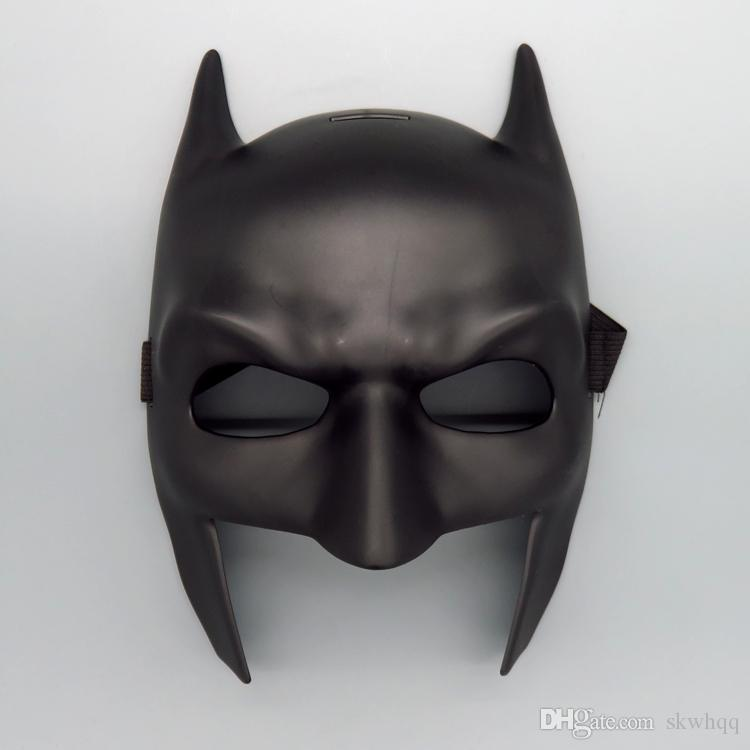 New Edition face Batman Child Adult Mask Black