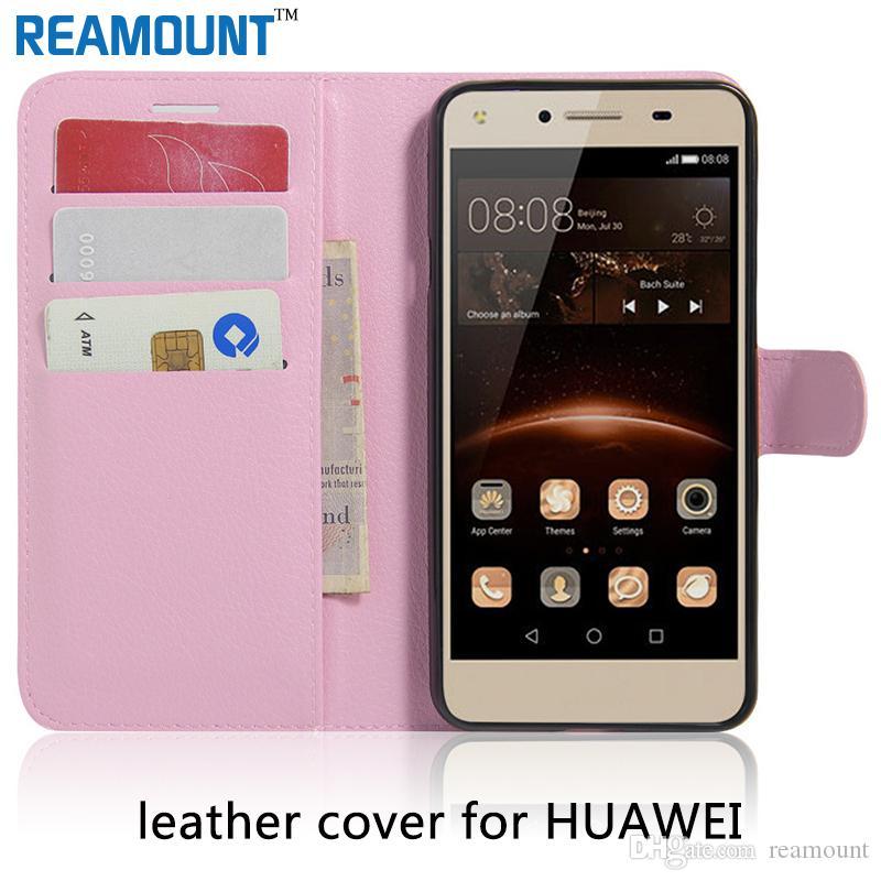 30 Stück für Huawei P9 Hülle Premium PU Leder Brieftasche Flip Case für Huawei Ascend P9 mit Kartensteckplätzen und Cash Holder